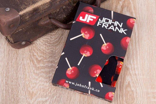 Bokserki męskie JF - Apple Candy