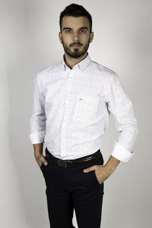 Koszula męska model TOWER biała