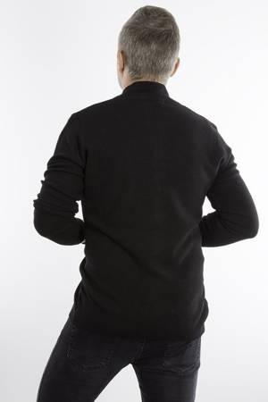 Sweter męski klasyczny Laid-Back 1237 Black
